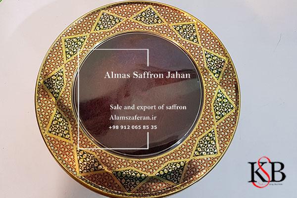قیمت فروش عمده زعفران صادراتی و قیمت لحظه ای زعفران به دلار